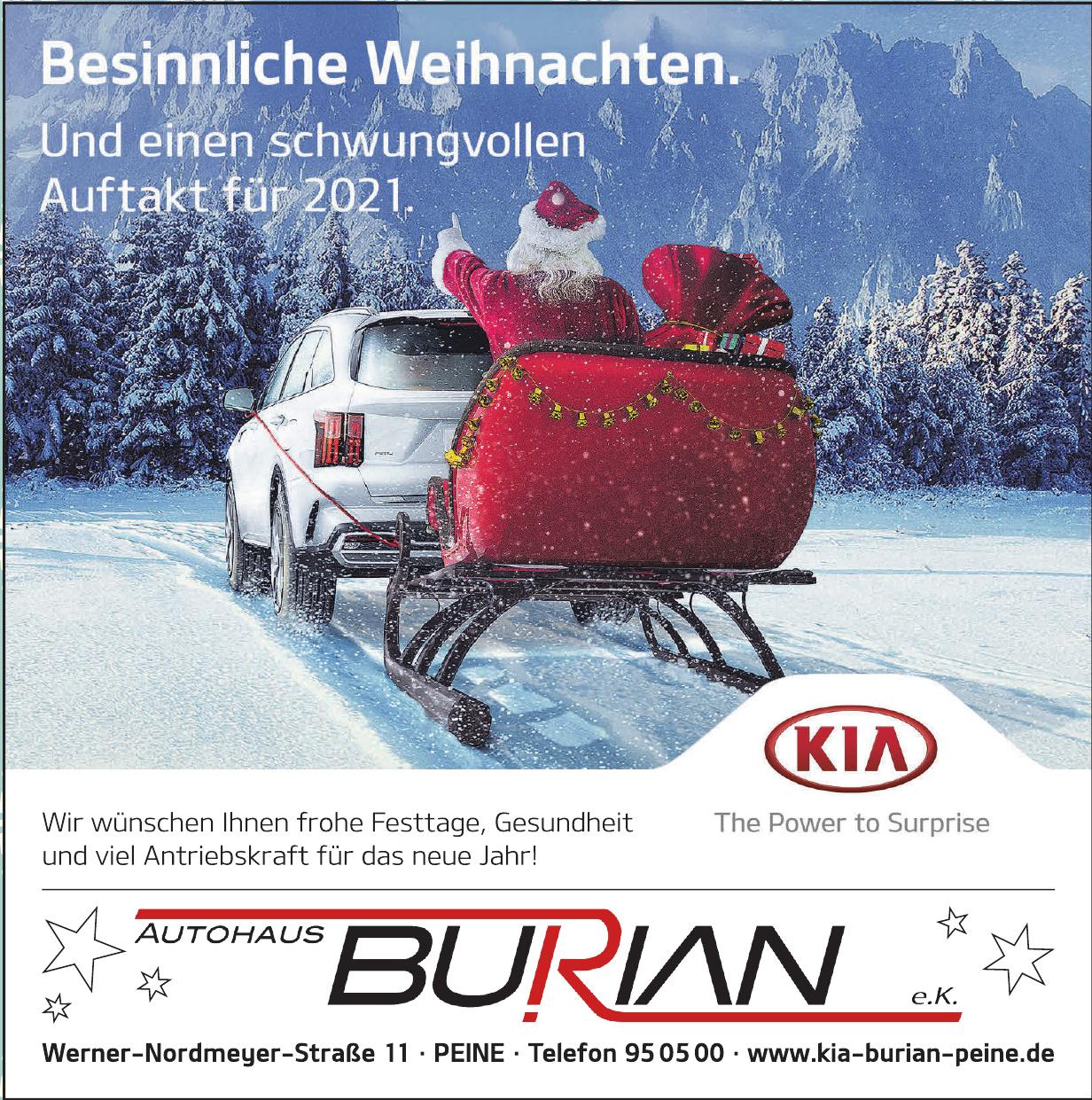 Autohaus Burian e. K.