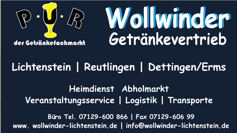 Wollwinder - Getränkevertrieb