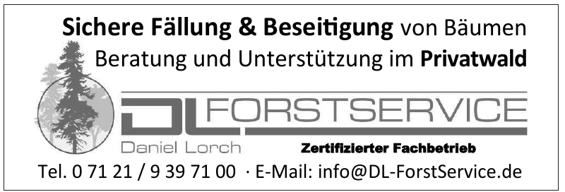 DL Forstservice Daniel Lorch