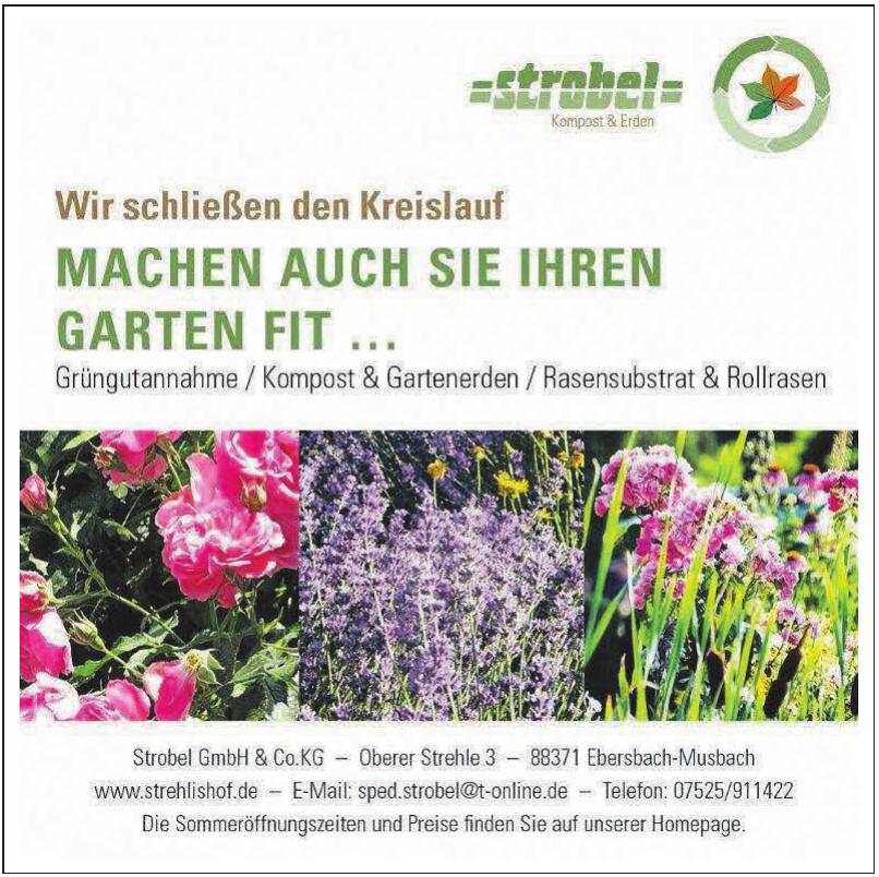Strobel GmbH & Co KG