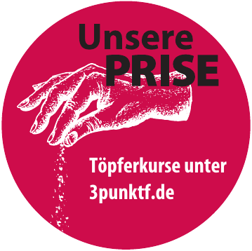 Töpferkurse unter 3punktf.de