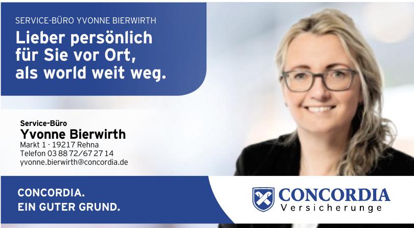 Service-Büro Yvonne Bierwirth