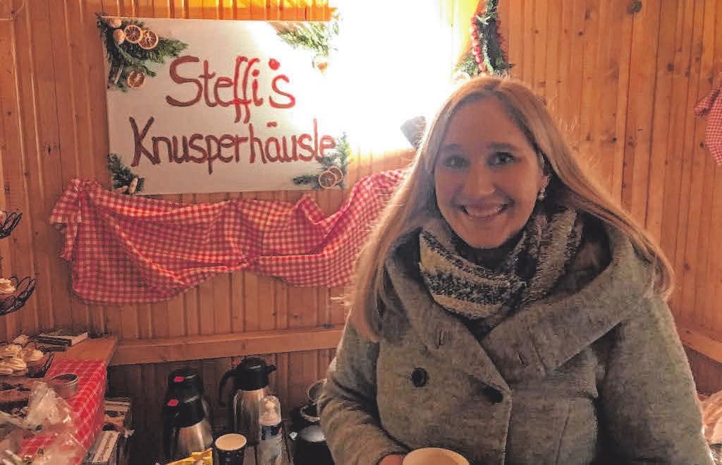 Steffi's Knusperhäusle ist neu dabei in diesem Jahr.