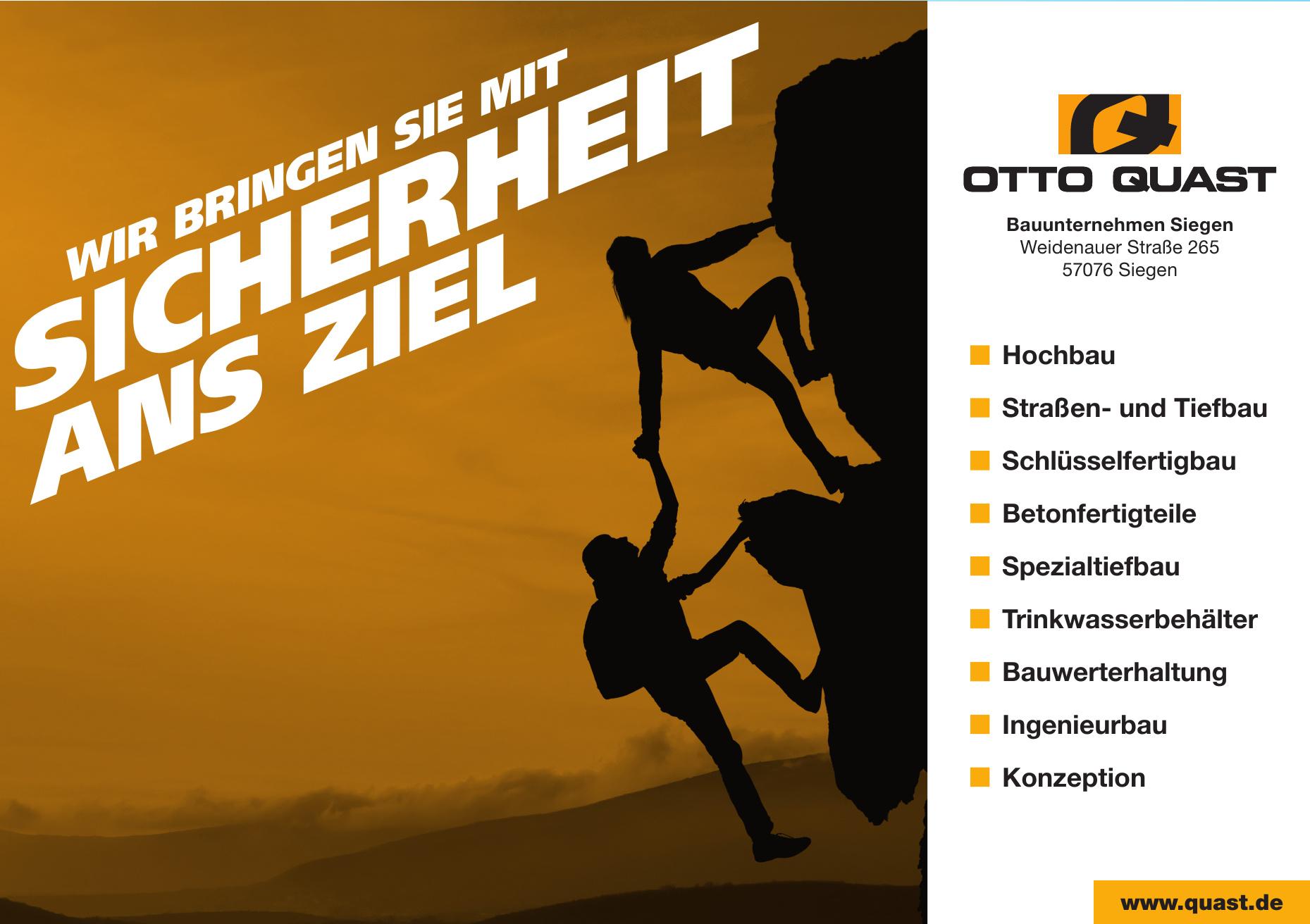 Otto Quast Bau AG