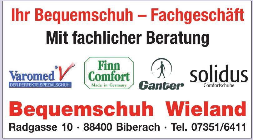 Bequemschuh Wieland