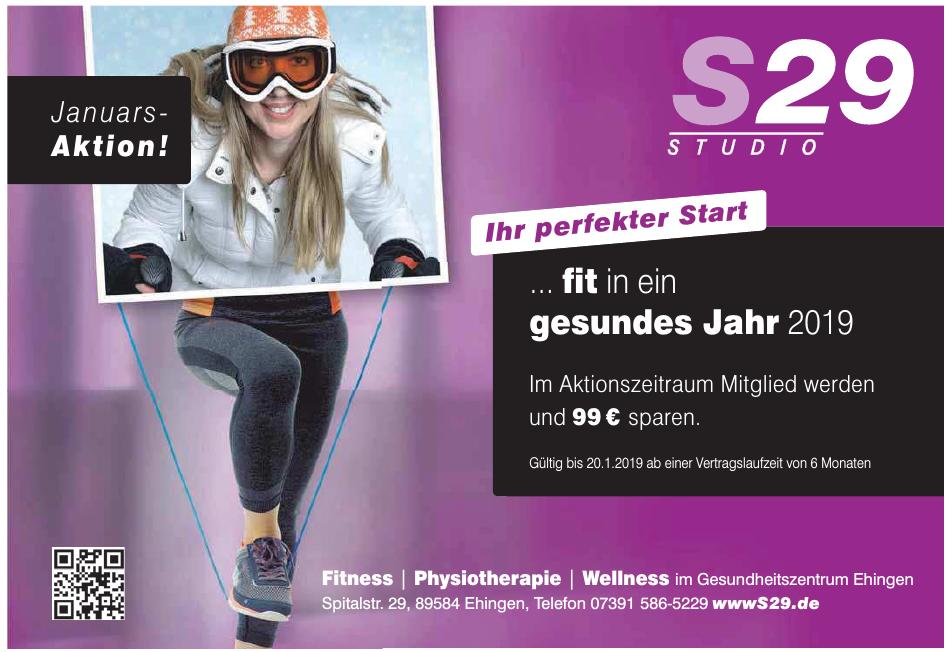 S 29 Studio