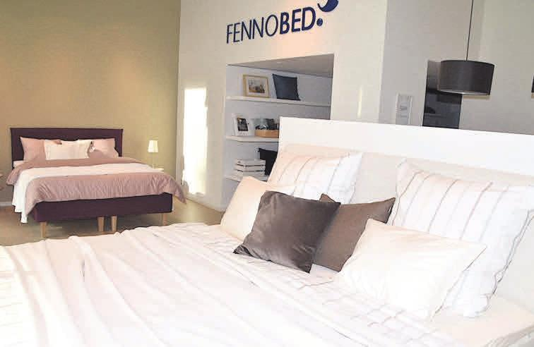 Fennobed bietet beste Materialien und ein Design, so individuell wie Sie selbst.