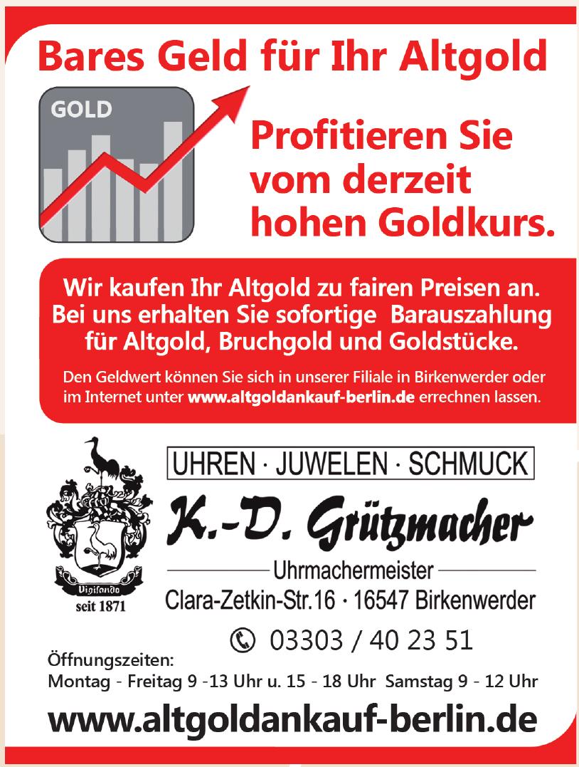 Juwelier Grützmacher GmbH