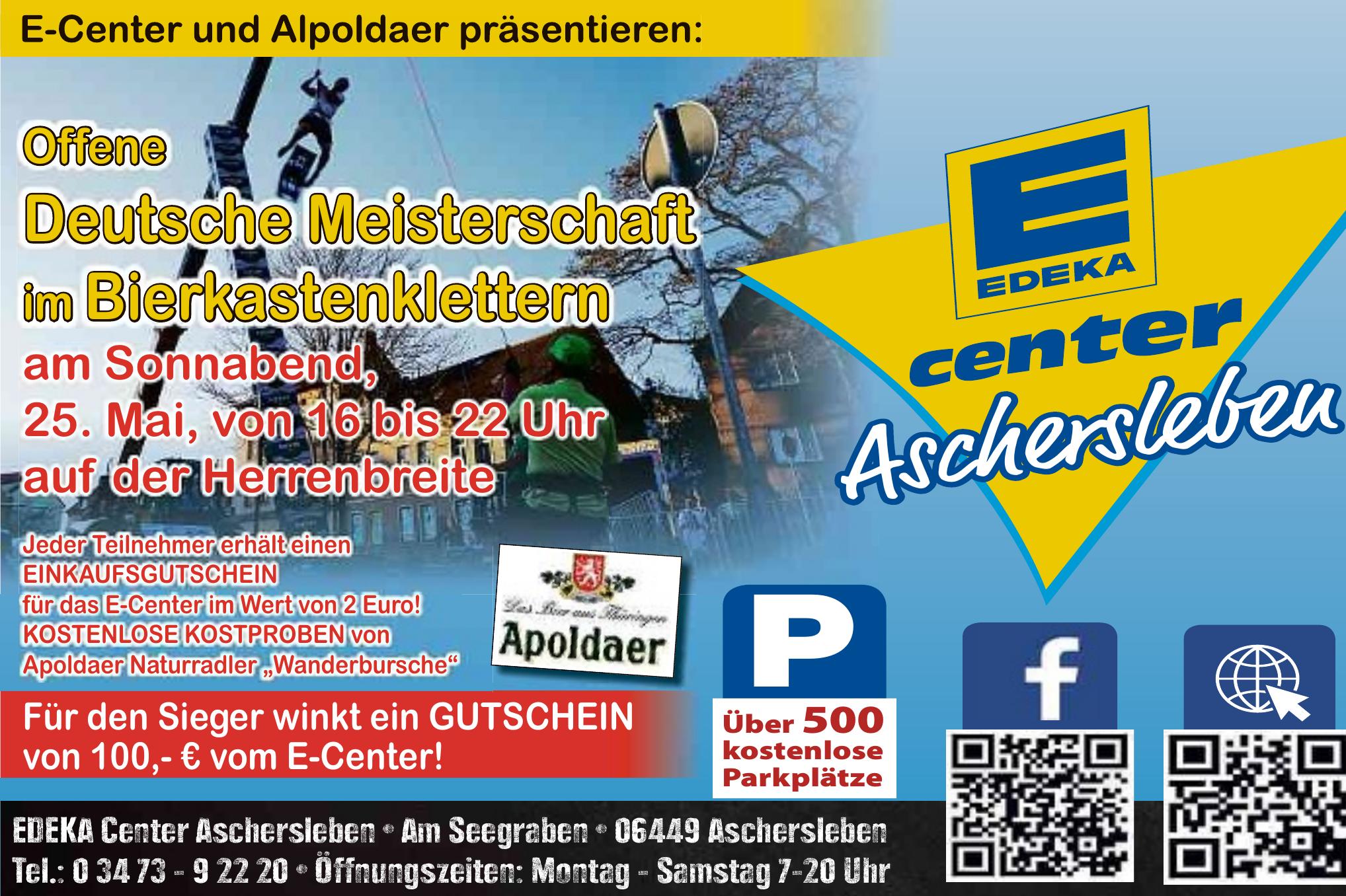 EDEKA Center Aschersleben