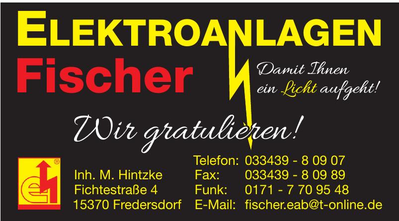Elektroanlagen Fischer