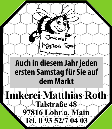 Imkerei Matthias Roth