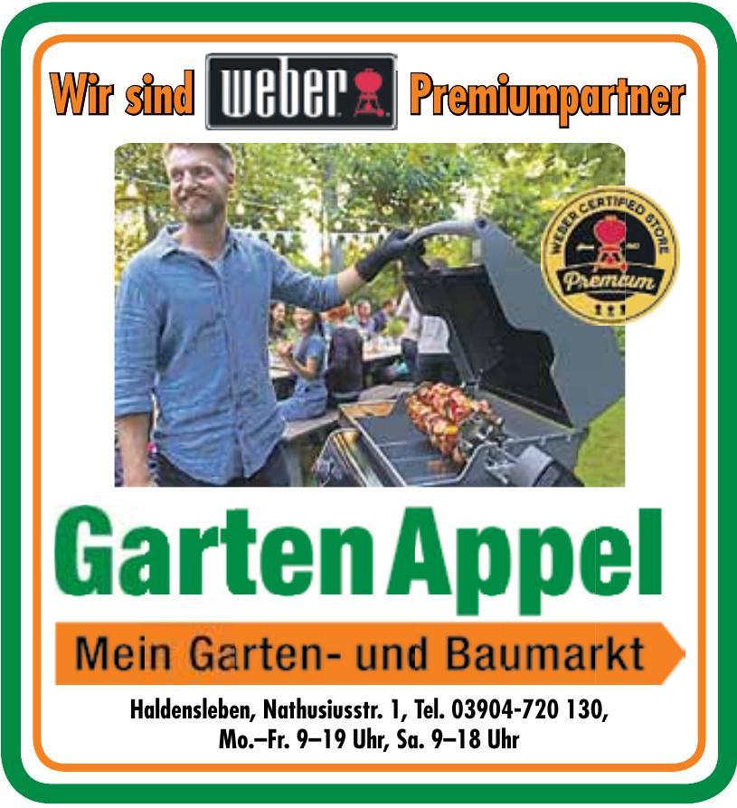 Garten Appel Mein Garten- und Baumarkt