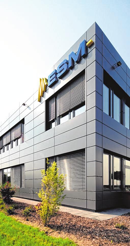 Neue Gebäude machen den Standort Heppenheim noch attraktiver.