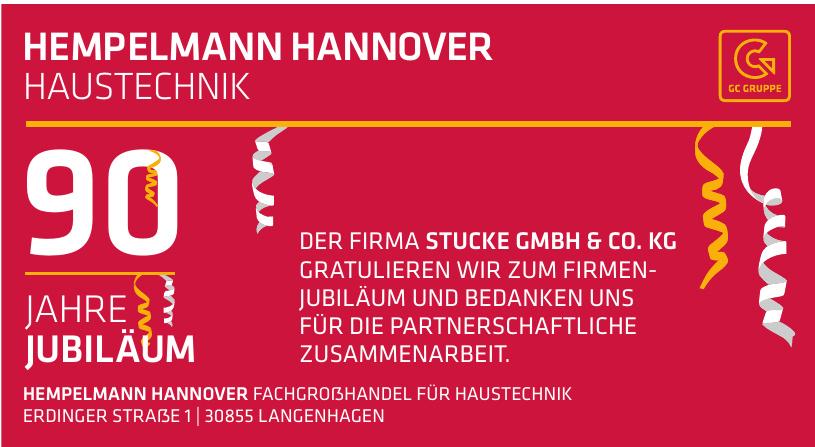 Hampelmann Hannover
