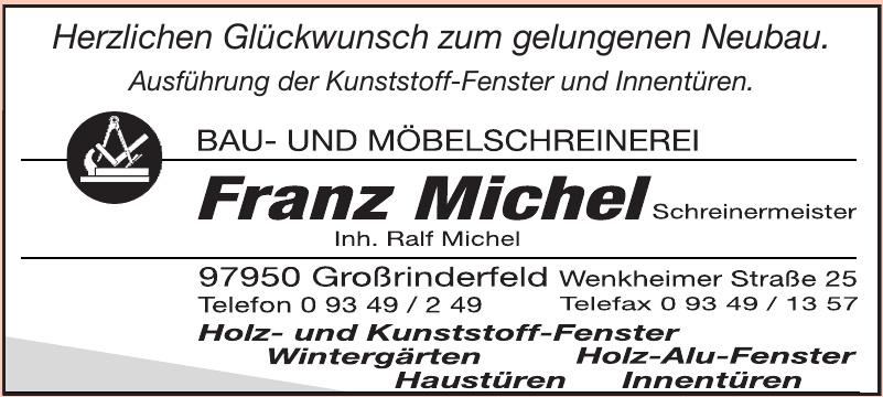 Franz Michel Screinermeister