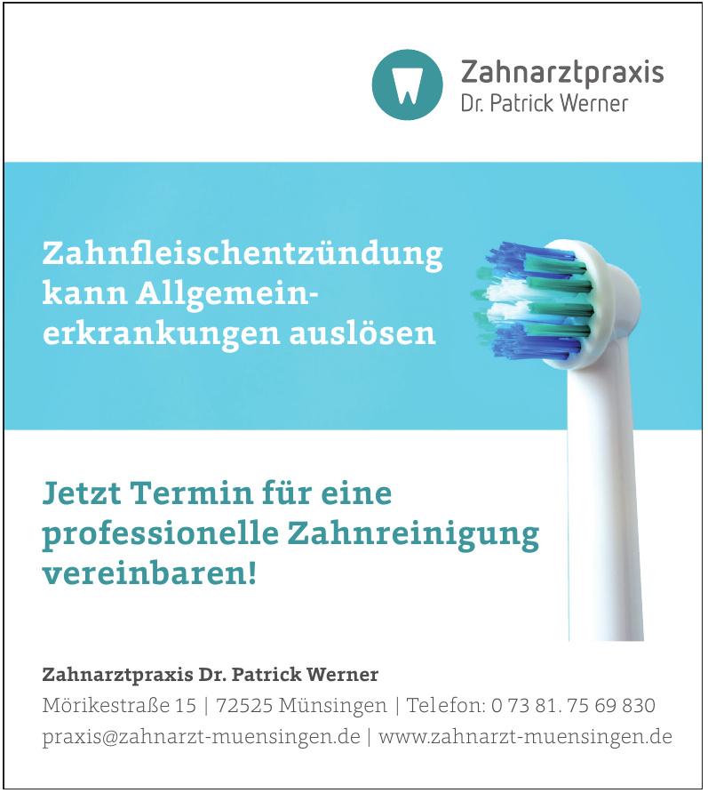Zahnarztpraxis Dr. Patrick Werner