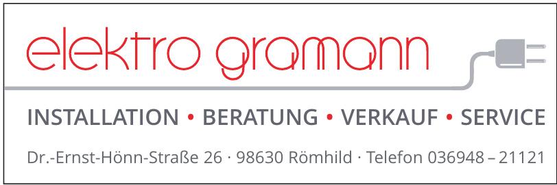 Elektro Gramann