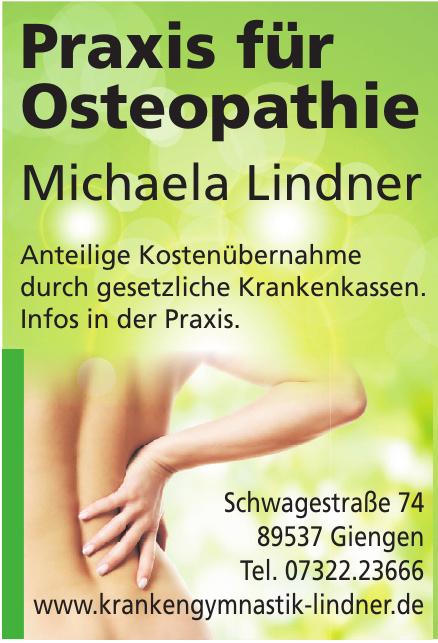 Krankengymnastikpraxis Michaela Lindner