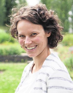 Nina Brach, Ordnungsberaterin FOTO: NINA BRACH