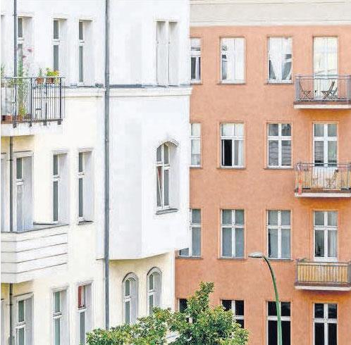 Eigenbedarfskündigungen gibt es bei vermieteten Wohnungen oft.