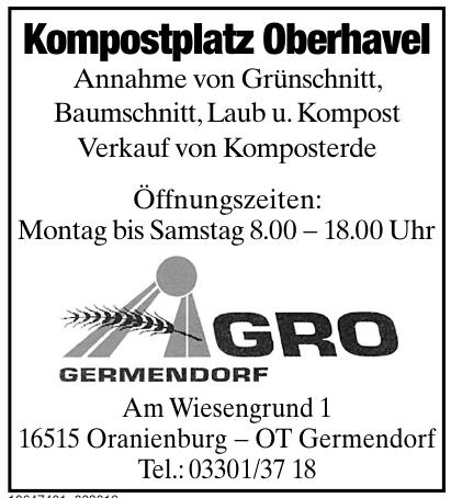 GRO Germendorf