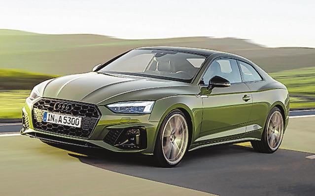 45 Audi A5