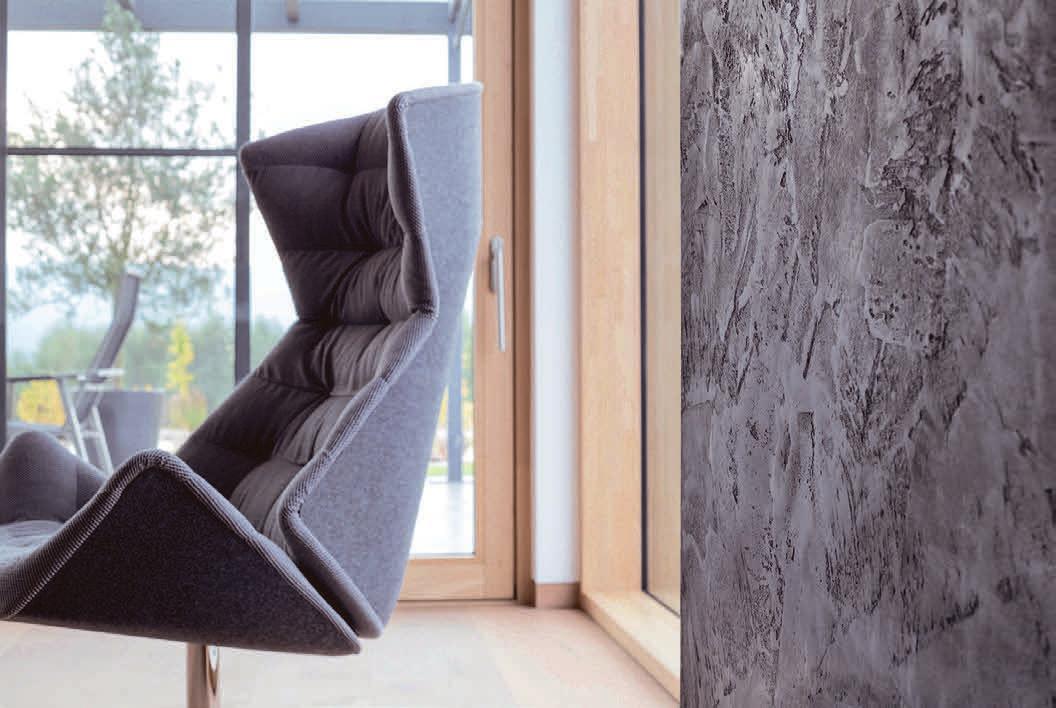Schwarz vermag einem Raum Tiefe zu geben und Möbel und Accessoires besonders zur Geltung zu bringen. Foto: Caparol Farben Lacke Bautenschutz/akz-o