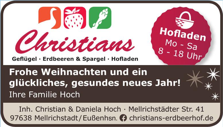 Inh. Christian & Daniela Hoch