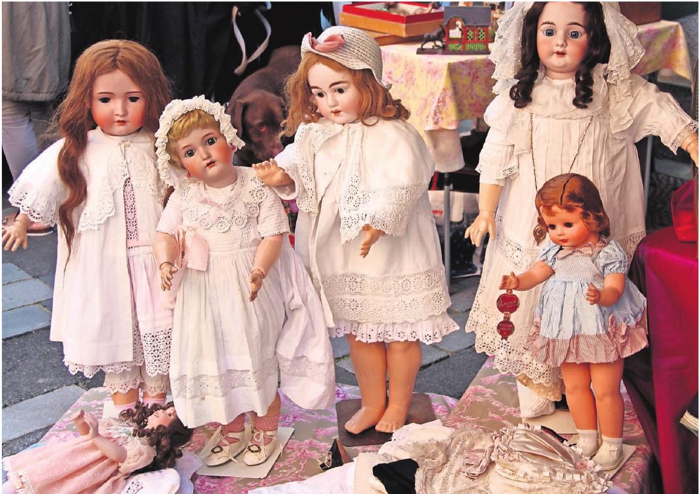 Von der Eröffnung bis hin zum Abschluss gibt es täglich viele Gelegenheiten, die Welt des klassischen Spielzeugs zu entdecken. Fotos: PR