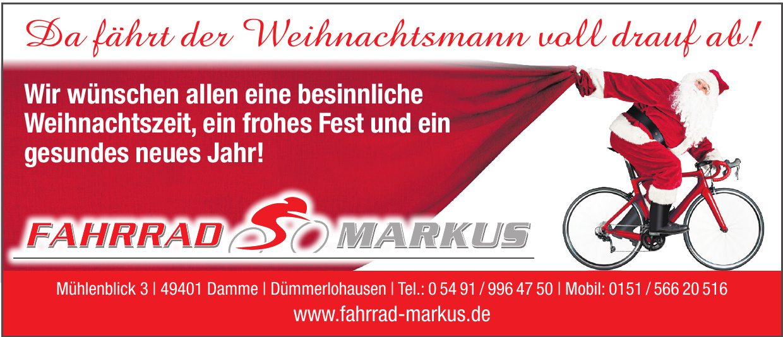 Fahrrad Markus
