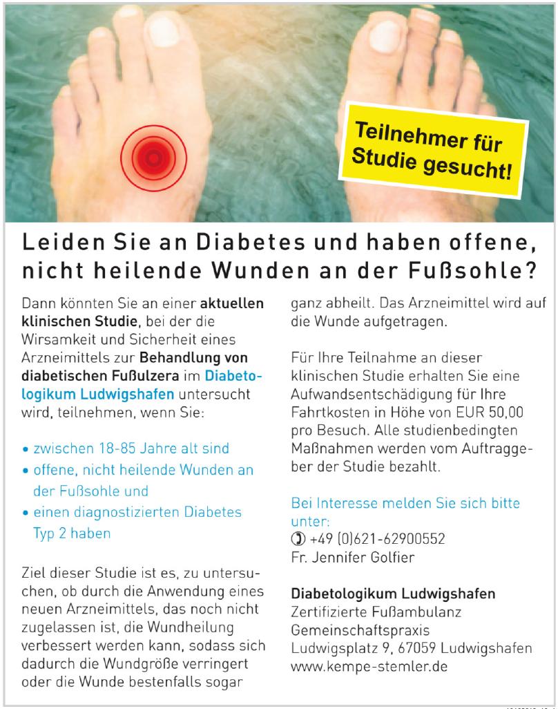 Diabetologikum Ludwigshafen