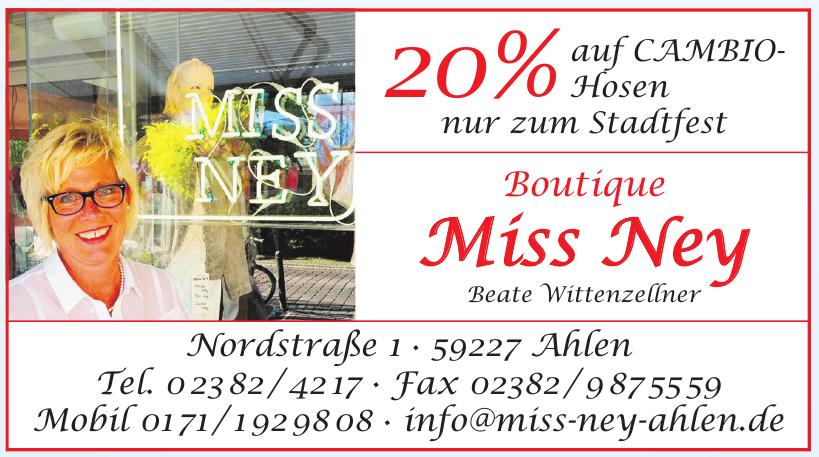 Boutique Miss Ney