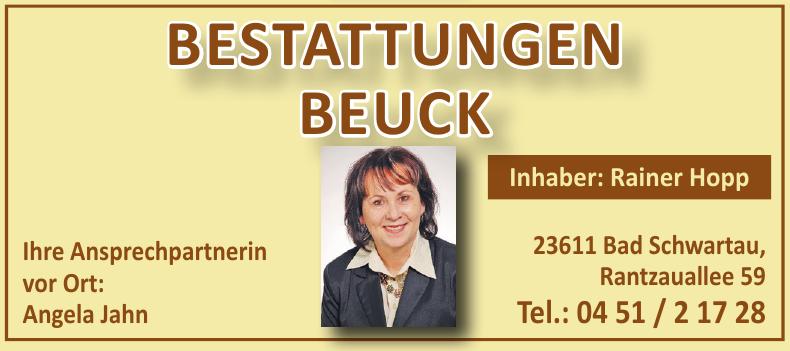 Bestattungen Beuck