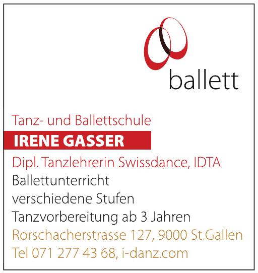 Tanz- und Balletschule Irene Gasser