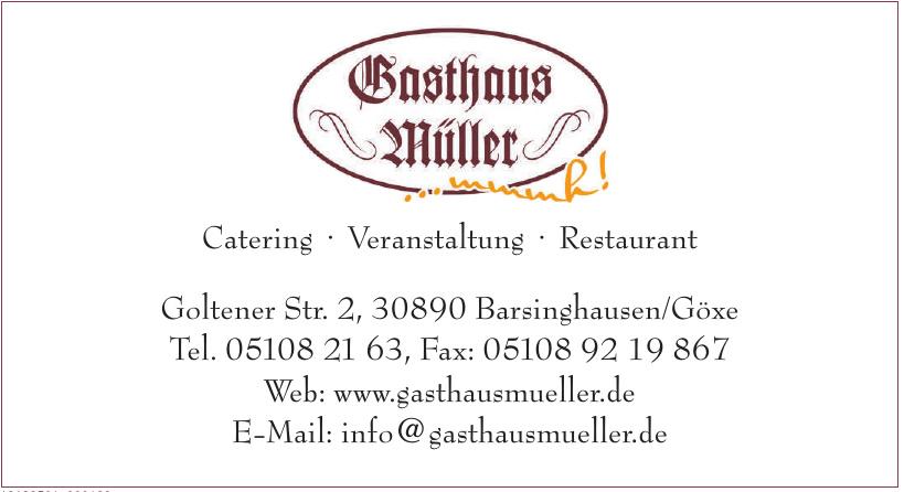 Gasthaus Müller