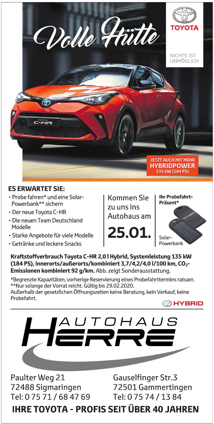 Autohaus Herre GmbH