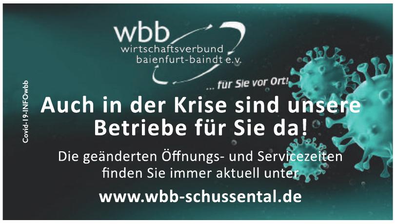 wbb Wirtschaftsverbund Baienfurt-Baindt e.V.