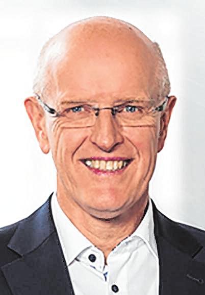 Flames-Geschäftsführer Michael Geil