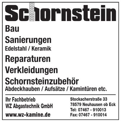 WZ Abgastechnik GmbH