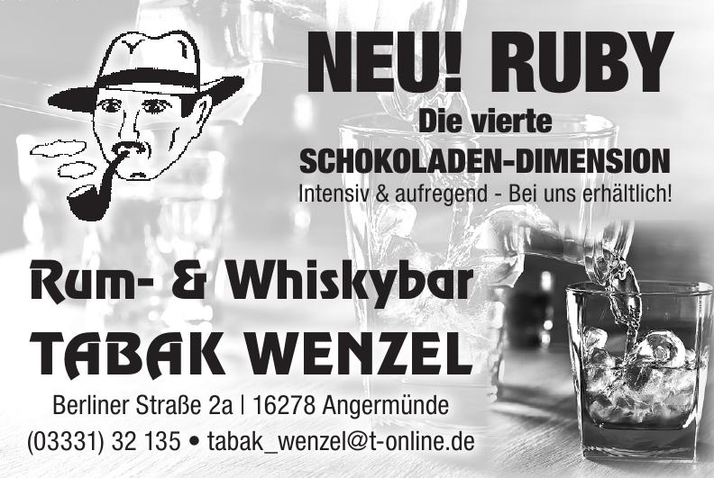 Tabak Wenzel