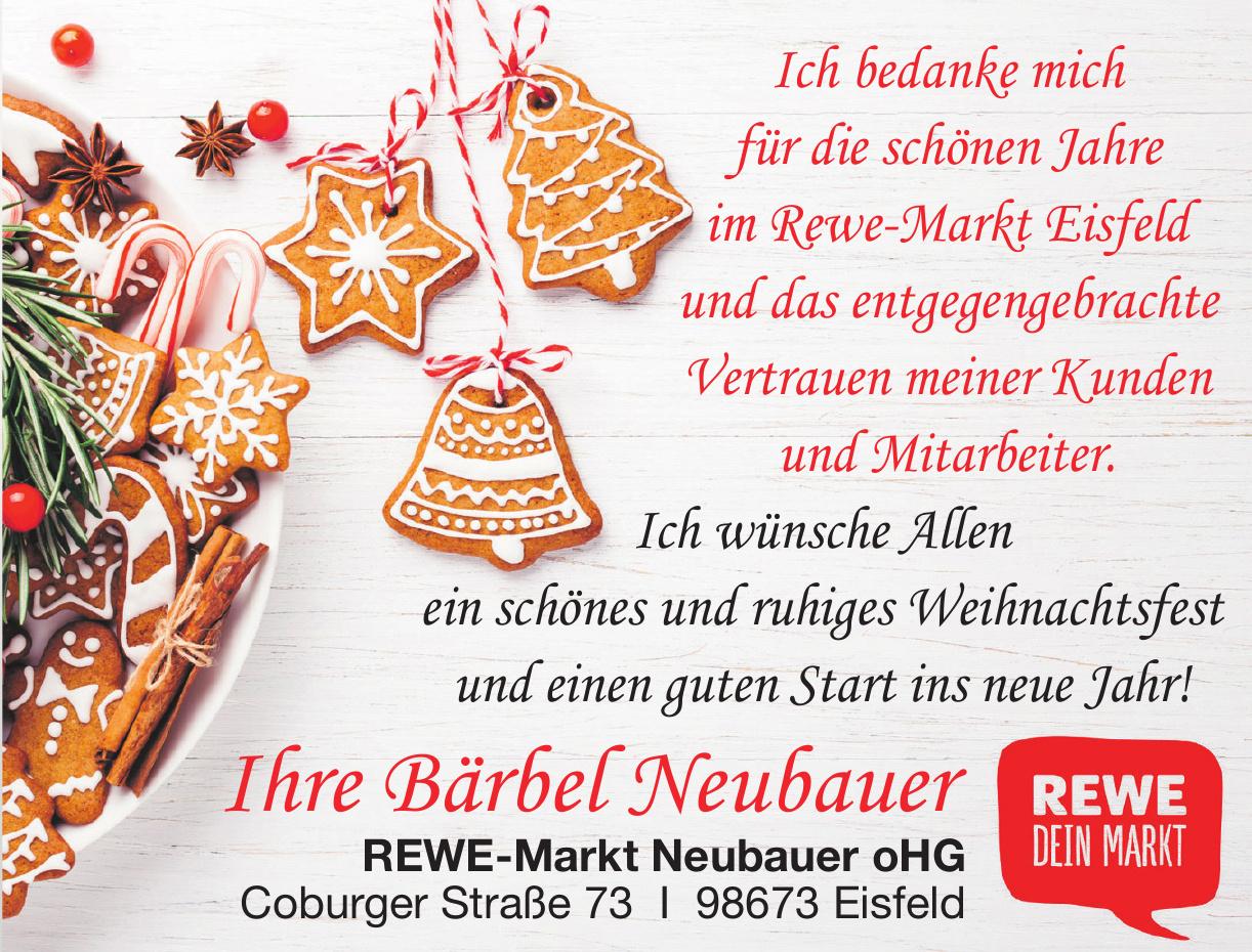 REWE-Markt Neubauer oHG