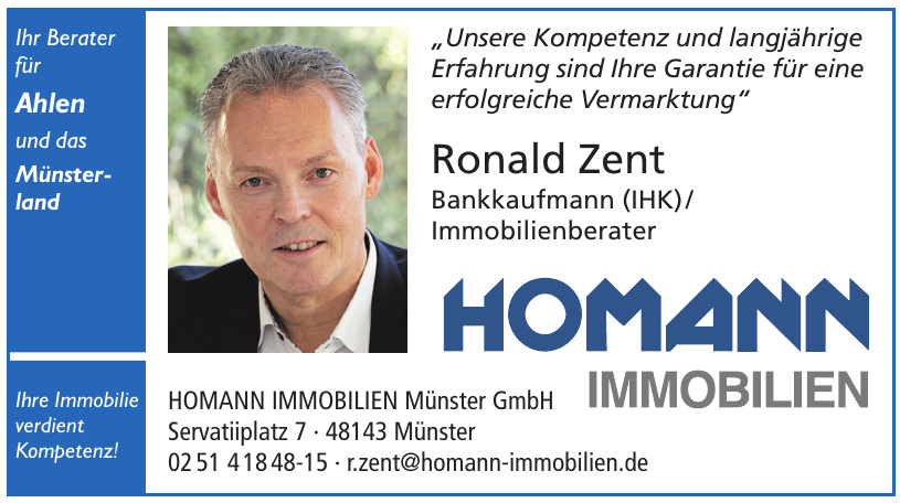 Homann Immobilien Münster GmbH
