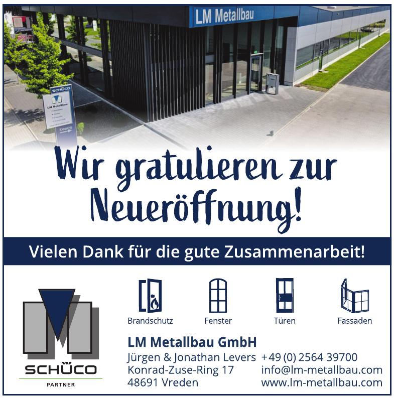 LM Metallbau GmbH