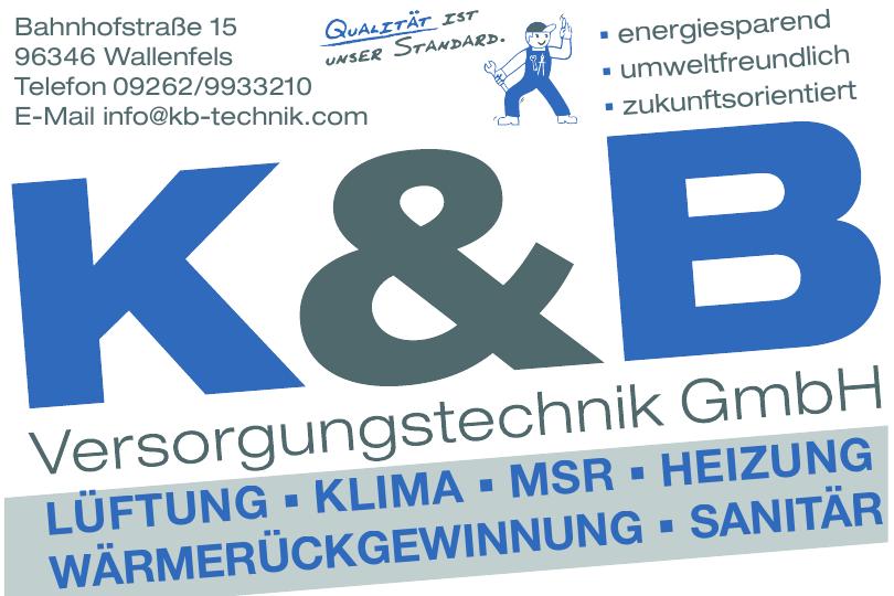 K & B Versorgungstechnik GmbH