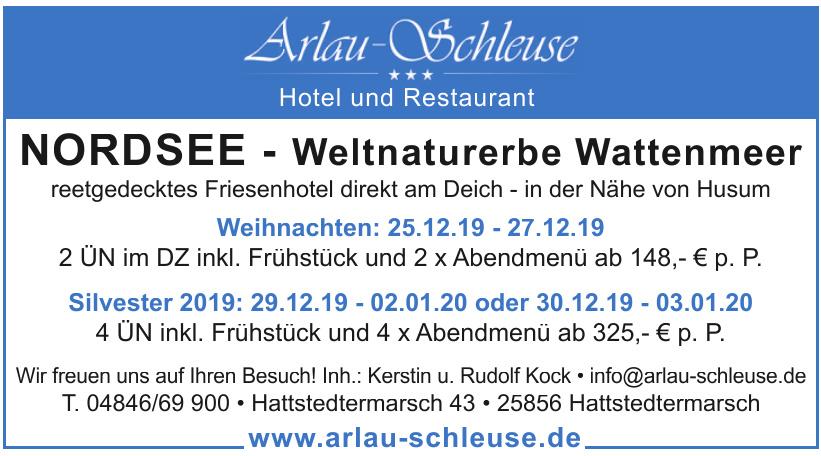 Hotel Arlau-Schleuse