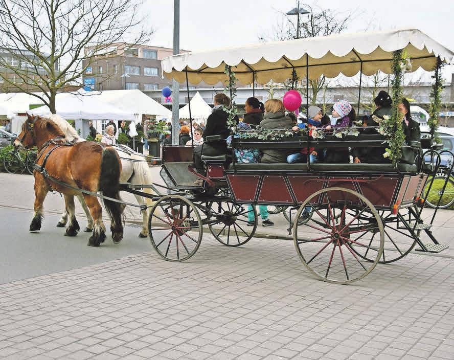 Am Wochenende ist in Bothfeld eine Menge los: Zum Bothfelder Herbstmarkt werden einige Zehntausend Besucher erwartet.