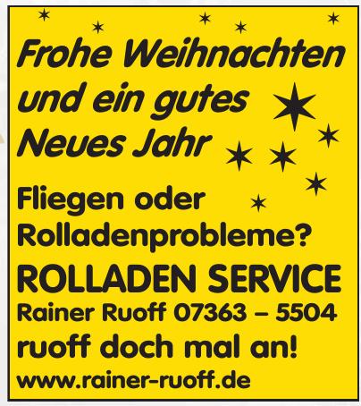 Rolladen-Service E. K.
