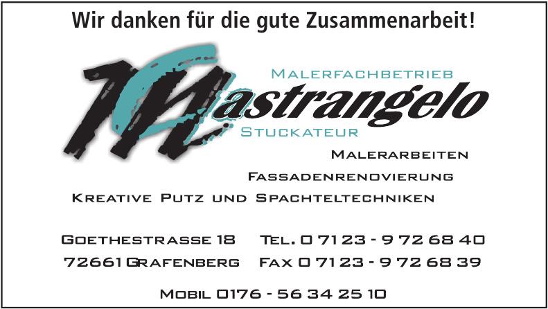 Malerfachbetrieb Mastrangelo Stuckateur