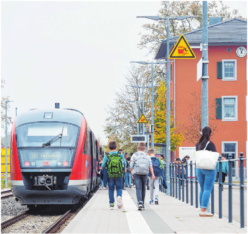 Alltagsbetrieb mit modernen Fahrzeugen.Foto: Patrick Fauß/Lars Schwerdtfeger