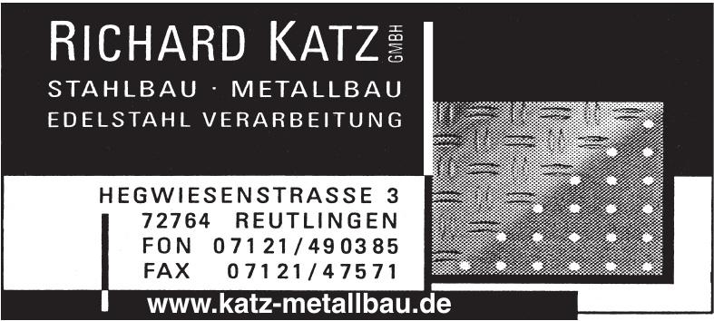Richard Katz GmbH